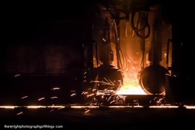RAILS ON FIRE