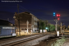 These N&W CPL signals were replaced by Norfolk Southern in April 2012.