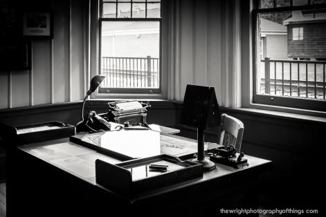 H88.8 LURAY, VA - AGENT'S OFFICE
