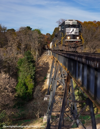 YEAGER'S LANE TRESTLE