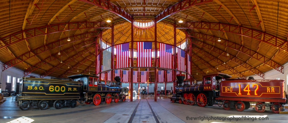 BACK IN TIME, B&O RR MUSEUM