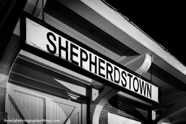SHEPHERDSTOWN, WV - NORFOLK & WESTERN
