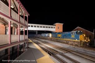 MARTINSBURG STATION