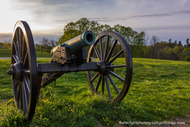 ARTILLERY AT ANTIETAM