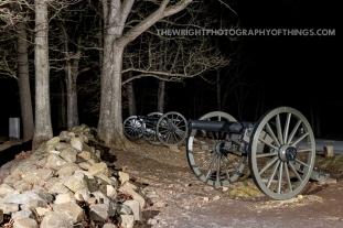 Lane's Battalion, Wingfield's Battery, Sumter Artillery, Co. C. Confederate Ave, Seminary Ridge, Gettysburg, PA